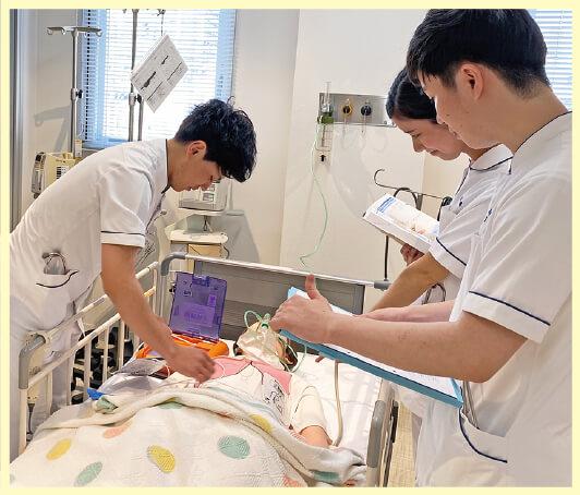 統合看護技術画像