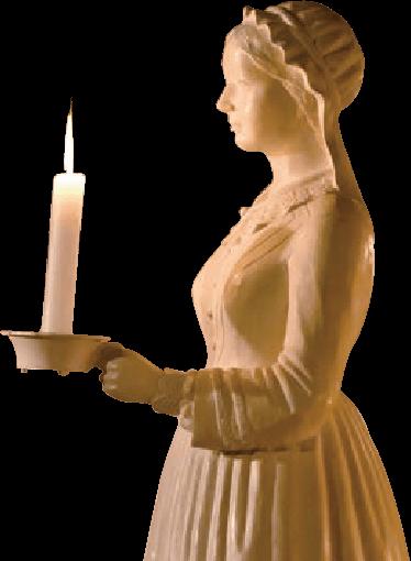 ナイチンゲール像